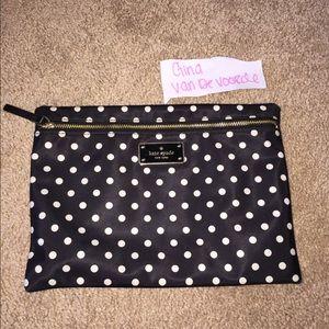Kate Spade pouch/makeup bag